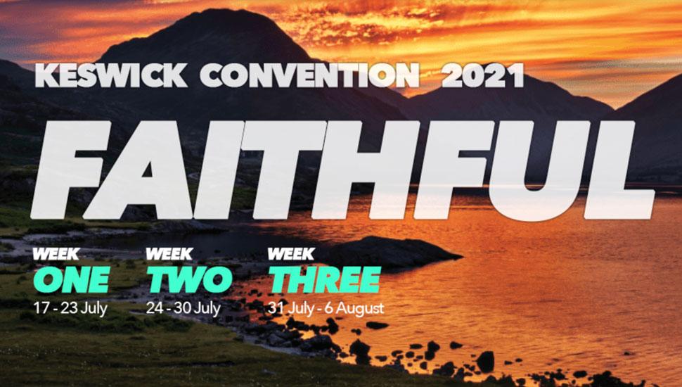 Keswick Convention 2021